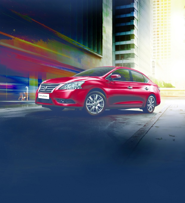 01 All_New Sylphy_Front