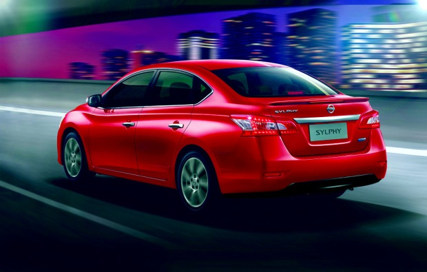 02 All_New Sylphy_Rear