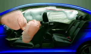 First-in-class 6 airbags