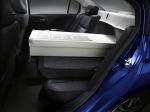 Foldable seats
