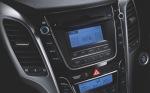 i30 - In-dash Audio System
