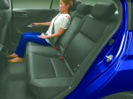 Outstanding legroom for passengers comfort