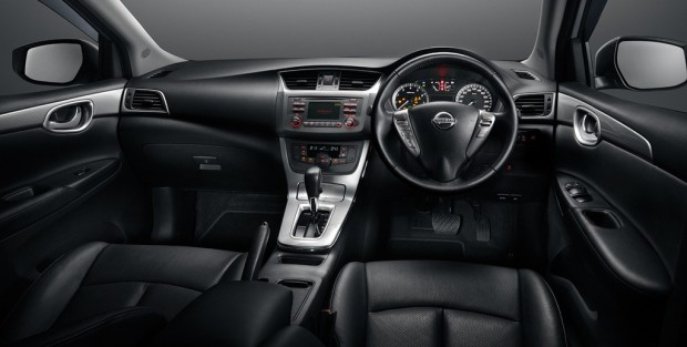 07a All_New Sylphy_Interior
