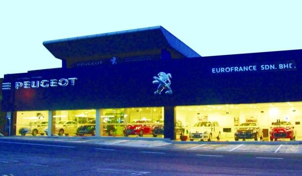 Peugeot Johor Bahru Launch