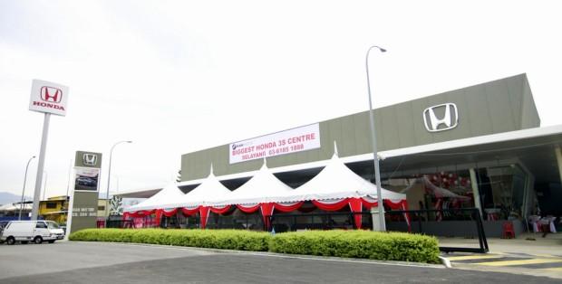 Pic 1 - The New Kah Motor Selayang