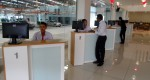 Pic 8 - Service made friendlier with open concept Service Counters