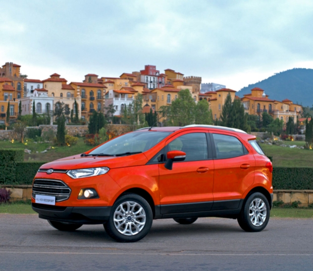 All-new EcoSport available for preview in all Ford showrooms
