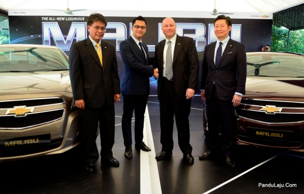 Chevrolet Malibu Launch_2