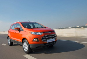 Deliveries of the all-new EcoSport compact urban SUV also kicked-off in September