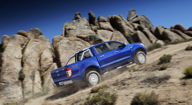 The Ranger pickup truck remains Ford's best-selling nameplate in Malaysia