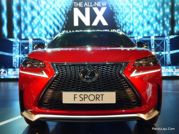 Lexus NX_Pandulaju.com