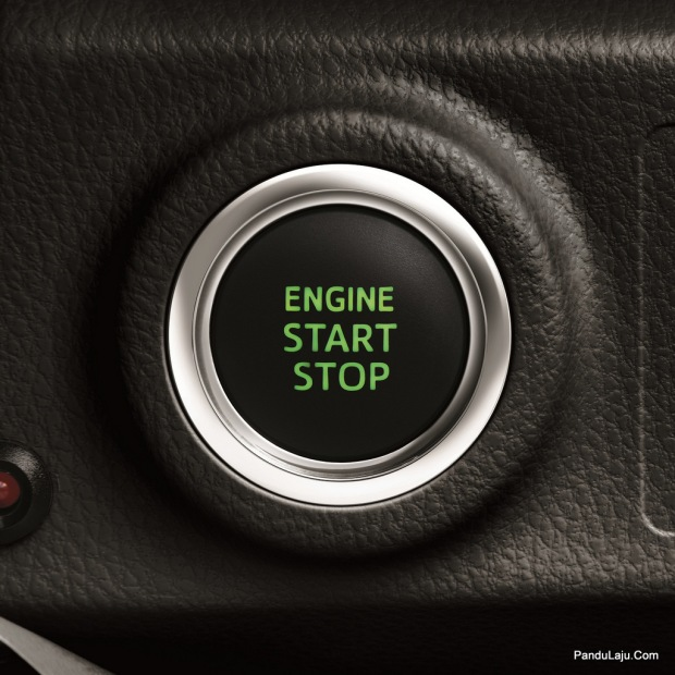 Vios 1.5E and Vios 1.5J nowcomes with Smart Entry and Push Start System