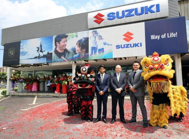 1 Suzuki 3S Jln Klang Lama