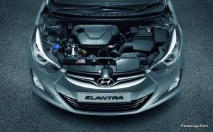 ELANTRA_16_MPI_ENGINE_2013_RHD