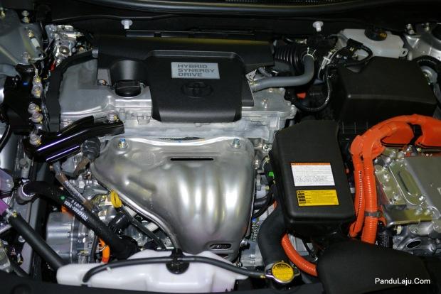Toyota Camry Hybrid - Pandulaju.com