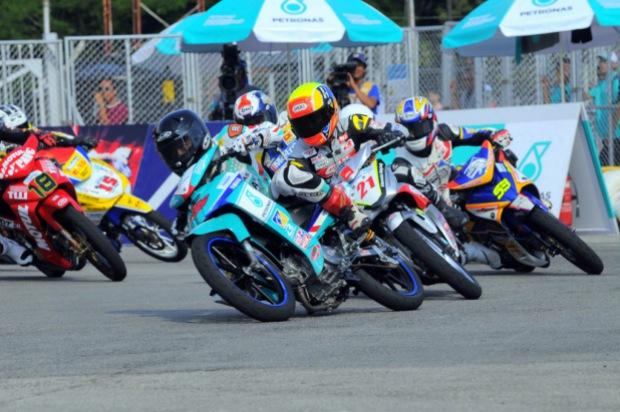 The Malaysian Cub Prix Championship will kick off its 2015 season in Temerloh next month