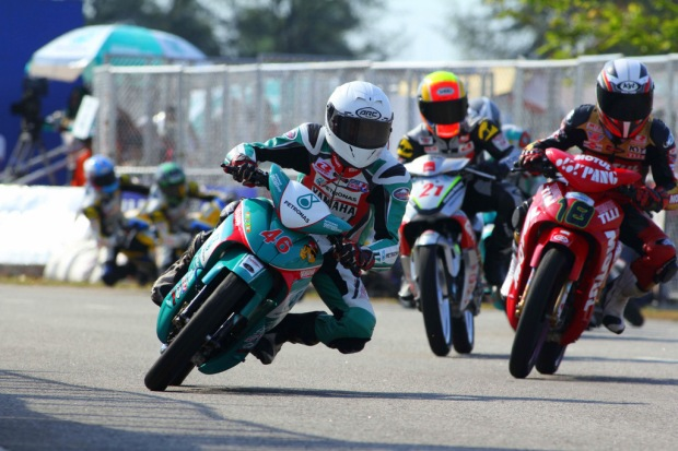 The 2015 PETRONAS AAM Malaysian Cub Prix Championship will feature another 10 exciting rounds with Taiping set to make a comeback to the race calendar