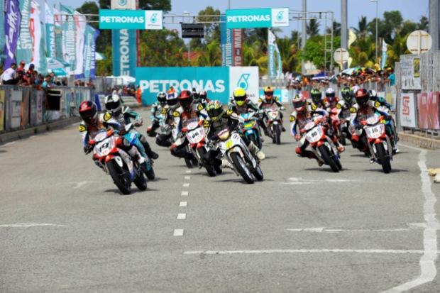 CP130 race in Terengganu