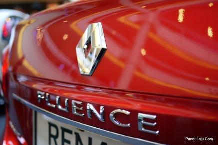 Renault Fluence Facelift - Pandulaju.com