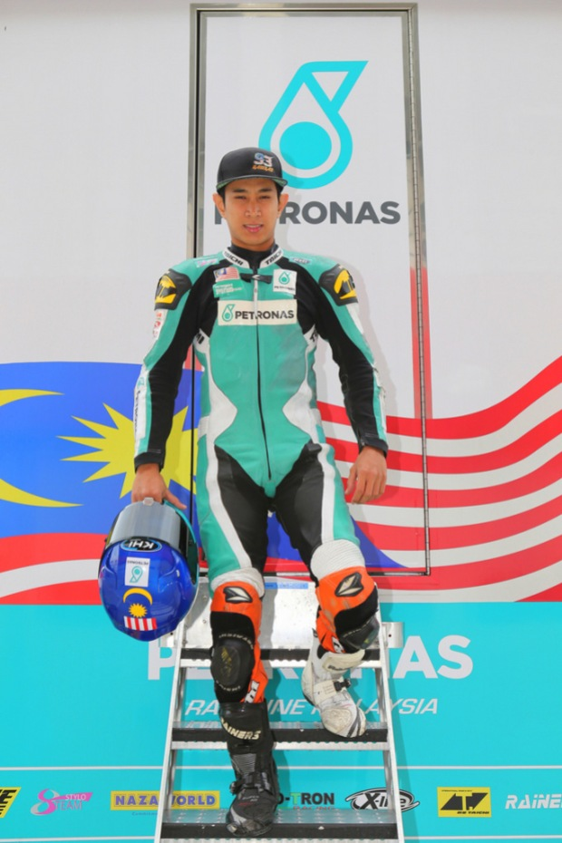Ramdan Rosli will make his first Moto2 wildcard appearance in the Catalan Grand Prix in June
