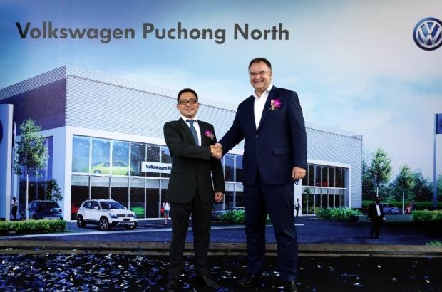 Volkswagen Puchong North Ground Breaking 2