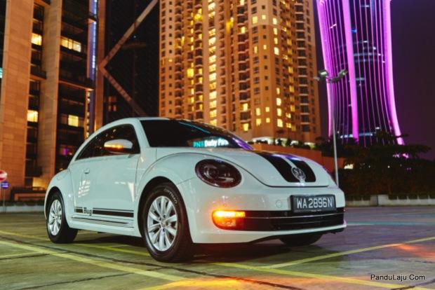 VW Beetle Edisi Bug - Pandulaju.com