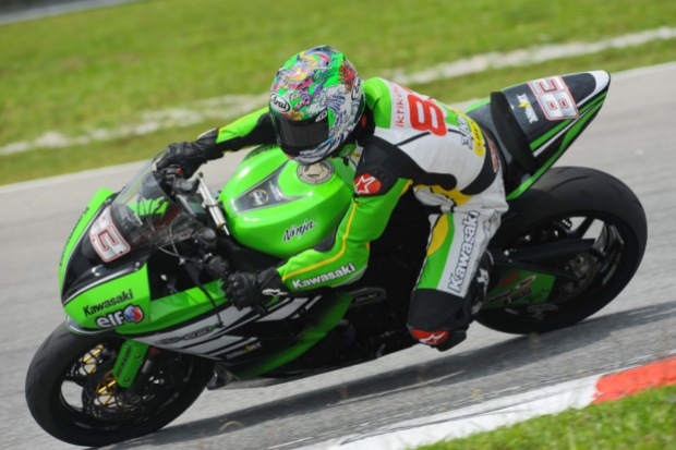 Farid Badrul heads into ROund 2 of the ARRC in a confident mood