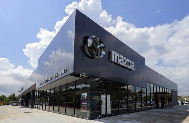 Pusat 3S Mazda Permas Jaya - Pandulaju.com