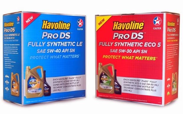 Caltex Havoline - Pandulaju.com