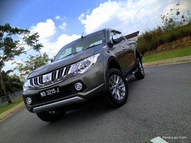 Mitsubishi Triton - Pandulaju.com