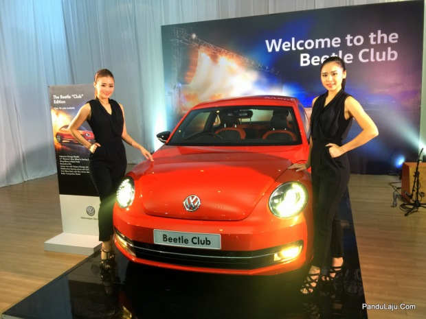 Volkswagen Beetle Club - Pandulaju.com