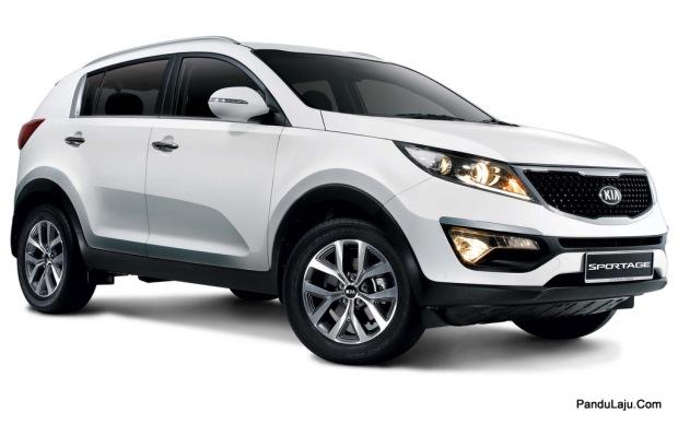 Sportage-2WD-front side view-pandulajudotcom