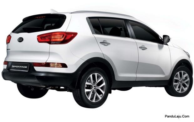 Sportage-2WD-rear side view-pandulajudotcom