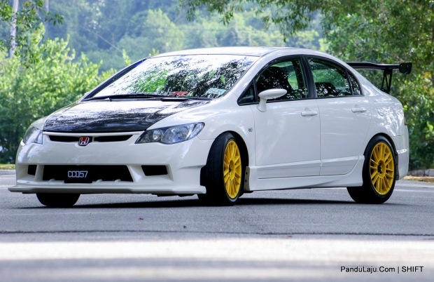 Honda Civic FD2 Type R_modifikasi_pandulajudotcom_01